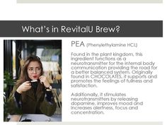What has #RevitalU Smart Brew #Coffee got in common with Chocolate?