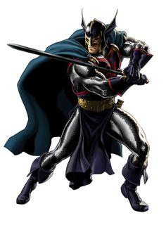 black knight dc | Marvel Avengers Alliance