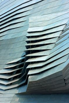 Dalian International Conference Center, China / Coop Himmelb(l)au