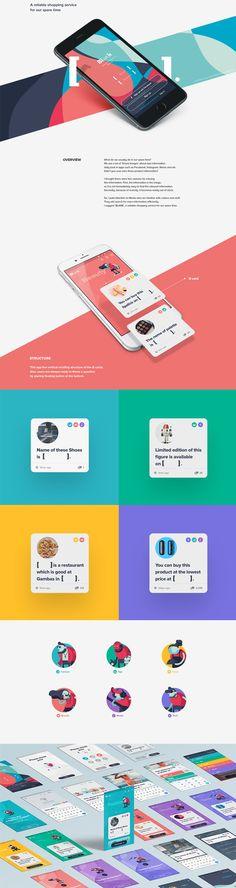 Blank App - #ui #ux #userexperience #website #webdesign #design #minimal #minimalism #art