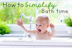 How to Simplify Bath