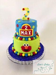 Finding Nemo birthday cake buttercream iced cake with modeling