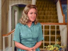 Created by Sol Saks.  With Elizabeth Montgomery, Dick York, Dick Sargent, Agnes Moorehead. A witch married to an ordinary man cannot resist using her magic powers to solve the problems her family faces.