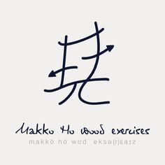 Makko Ho wood exercises Icon