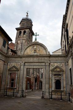 Scuola San Giovanni Evangelista - Venice - Italy