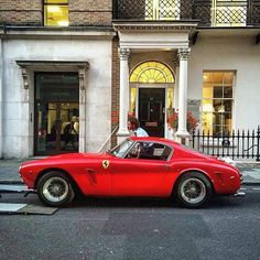1960, 250 GT SWB Berlinetta. #London #Unitedkingdom