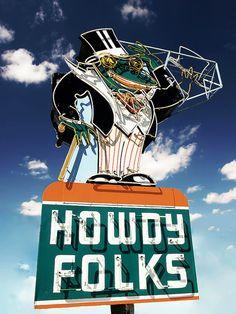 Howdy Folks (Bakersfield, CA)