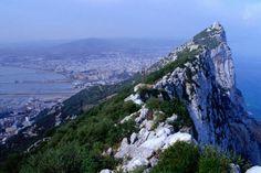 Gibraltar, the Rock!