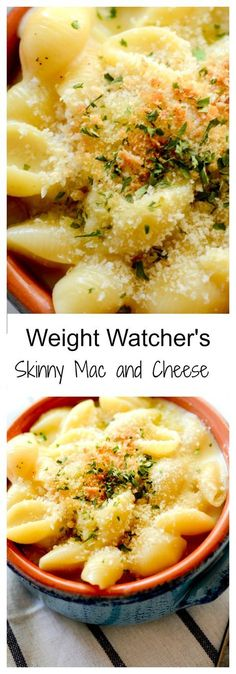 Skinny Creamy Mac and Cheese - only 9 WWP+ per serving! - Recipe Diaries