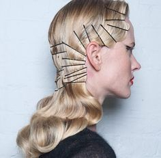 Hair by Odile Gilbert