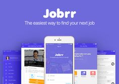 Jobrr - The easiest way to find your next job.