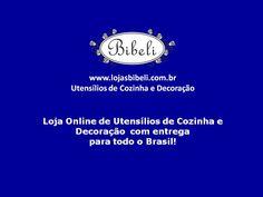 Bibeli: loja online de Utensílios de Cozinha e Decoração! Entregamos em todo o Brasil!