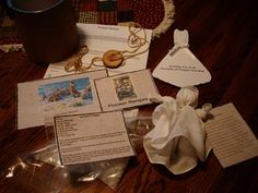 Pioneer Day gift - games, ice cream in a zip loc bag, pioneer stories, etc. @ andersenseven.typepad.com