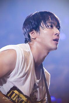 Jung Yonghwa<3