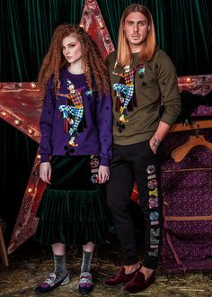 Katya Dobryakova /  FALL WINTER 2016-2017 Showroom, Fall Winter, Women Wear, Design, Fashion Showroom