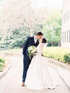 Sarah and Will Wedding / Nancy Ray Photography / Photographer: Callie Davis