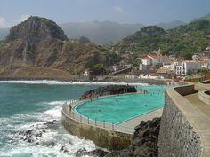 Porto da Cruz, Madeira, Portugal .  by Victor Oliveira
