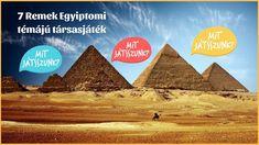 7 Remek Egyiptomi Témájú Társasjáték Luxor, Movies, Movie Posters, Art, Art Background, Films, Film Poster, Kunst, Cinema
