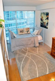 Makeover: Staging and Decorating a Small Space | Blog | HGTV Canada