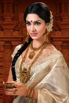 Bridal Jewellery Collections from TT Devassy Jewellers #ShaadiMagazine