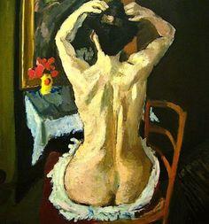 Henri Matisse - Fauvisme - La coiffure 1901