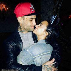 'It wasn't a dramatic split': Demi Lovato, 24, has split from her MMA-fighter boyfriend, Guilherme Vasconcelos, 31