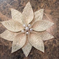 This video about how to make jute flowers easily. best jute craft idea jute craft jute craft idea Jute flowers 2020 Jute flowers making the idea Jute f. Jute Flowers, Diy Flowers, Fabric Flowers, Paper Flowers, Rustic Christmas Ornaments, Felt Christmas, Christmas Wreaths, Christmas Decorations, Ornaments Ideas