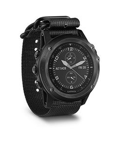 great Garmin Tactix Bravo, Black with Silicone Band