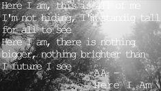 Asking Alexandria - Here I Am