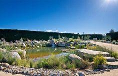 Lubra Bend, Yarra Valley #gardens #australia #green #sustainable