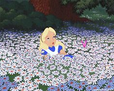 Alice in Wonderland R