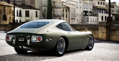 Toyota by StrayShadows on DeviantArt Toyota 2000gt, Japanese Cars, Jdm Cars, Concept Cars, One Pic, Classic Cars, Automobile, Digital Art, Deviantart