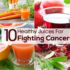 Including healthy fruit juices is another important part of cancer treatment. This article gives the effective cancer fighting fruit juices that help in a way to cure cancers.