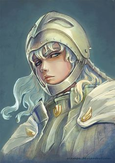 Griffith by alempe on deviantART