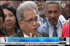 CMD Demanda Aumento De Honorarios Y Tarifas De Medicos