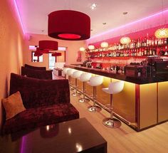 Glamorous Fashion Bar in Germany by Berlin Rodeo- SHEER AWESOMENESS!!! take 3.