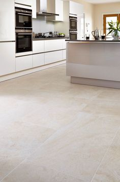 Limestone Matt Almond Floor Tile - Bathroom Tiles from Tile Mountain Large Floor Tiles, Modern Floor Tiles, Ceramic Floor Tiles, Bathroom Floor Tiles, Best Floor Tiles, Porcelain Floor, Living Room Flooring, Kitchen Flooring, Tile Living Room