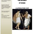 Unit for The Odyssey by Homer. Use any version of the epic with these activities.  Includes writing activities, assessments, modern-day connections and more.