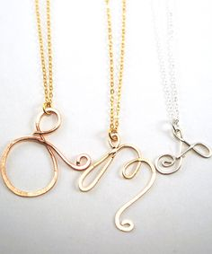 These are smaller than my say my name initials! These are about 1/2 tall. Your choice of a rose gold filled, gold filled or sterling silver initial
