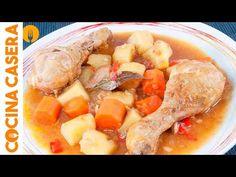 Pollo a la cerveza - Recetas de Cocina Casera - Recetas fáciles y sencillas