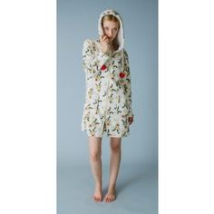 Vestaglia da notte in coral fleece con inserti di pellicciotto #comodo #morbido #caldo #LoveChristmas #socute #Pigiamiamoci