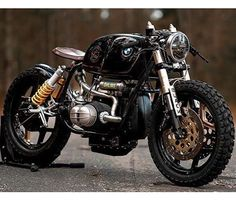 Te gusta ? — themotoblogs:   Incredible new BMW R100 #28 named...
