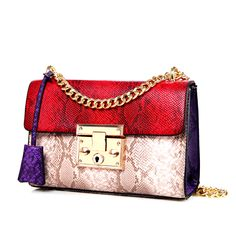 46e120647c4 Cheap flap bag, Buy Quality chain bag directly from China bag ladies  Suppliers  Brand New Handbags High Quality Bag Ladies Shoulder Women  Serpentine PU ...