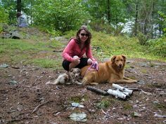 Camping with Your Dogs For more great camping info go to http://CampDotCom.Com #camping #campinghacks #campingfun