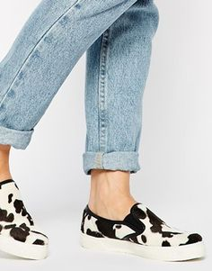 Image 4 of ASOS DOCKLAND Sneakers
