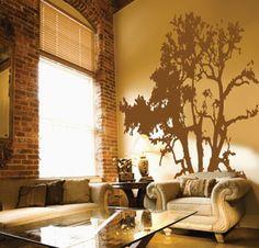 art~ wall tree