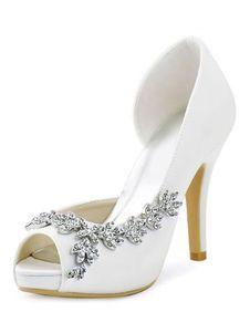 Die 10 Besten Bilder Von Hochzeit Bride Shoes Flats White Lace