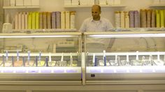 Over the past few years, Rome has seen a boom in gelato shops that emphasize…