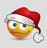 Cute Santa Smiley — Stock Vector #98049944                                                                                                                                                                                 More