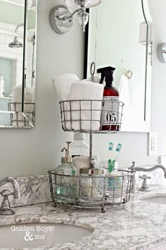 The 11 Best Bathroom Organization Ideas | The Eleven Best